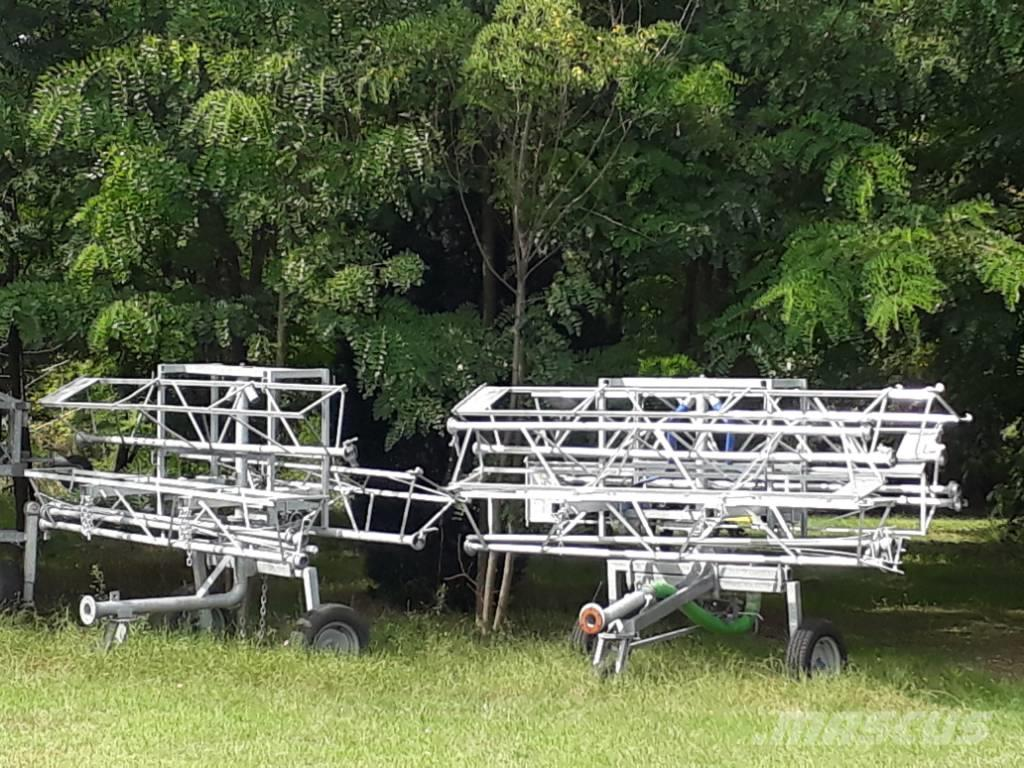 Idrofoglia 36/44 m öntöző konzol