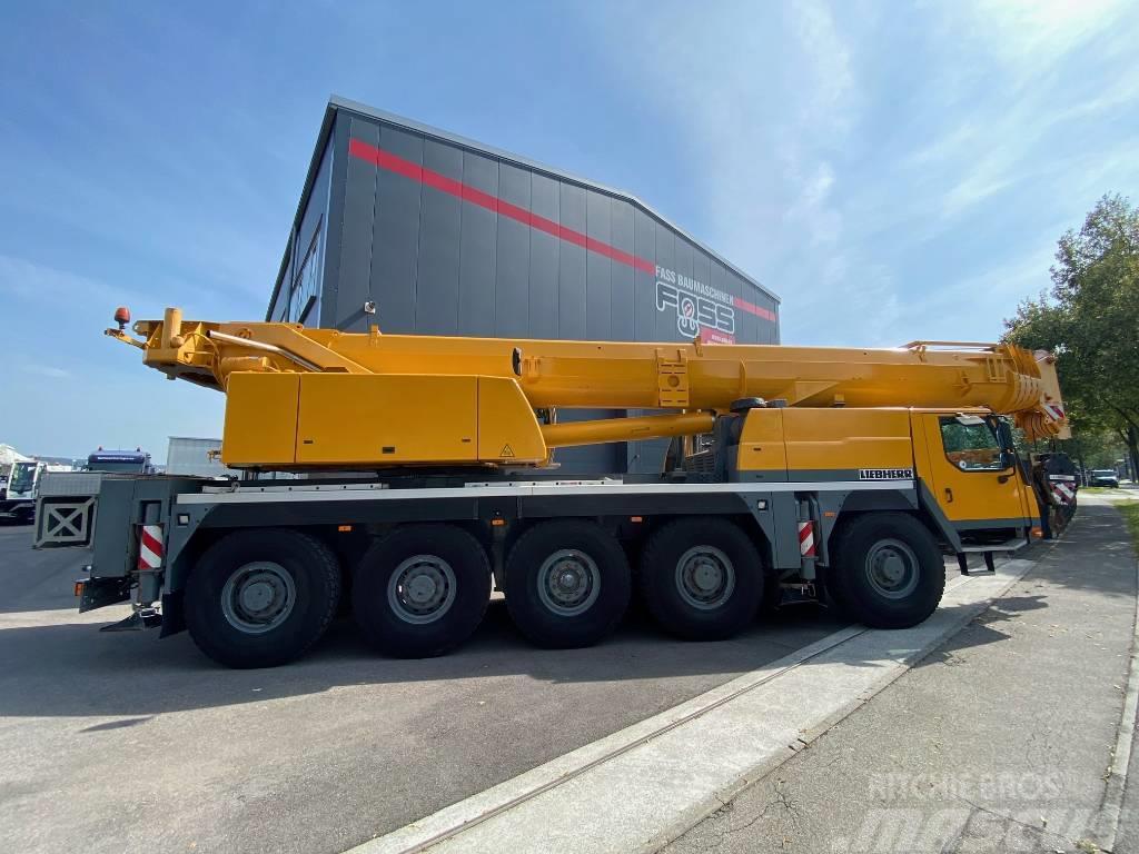 Liebherr LTM 1095-5.1 | Funkfernsteuerung | nur 28.500 km