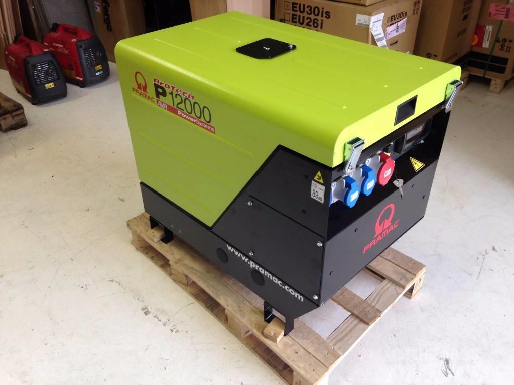 Pramac Generator P12000 Honda 13,9 kVA