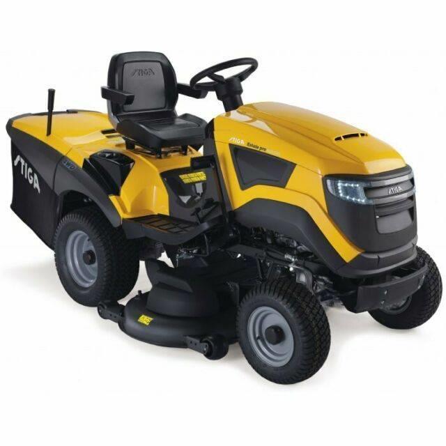 Stiga Estate Pro 2102 XWS Ride On Mower