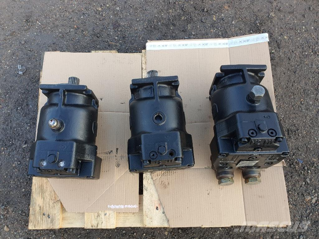 Sauer Danfoss tmm 089 hydraulic engine
