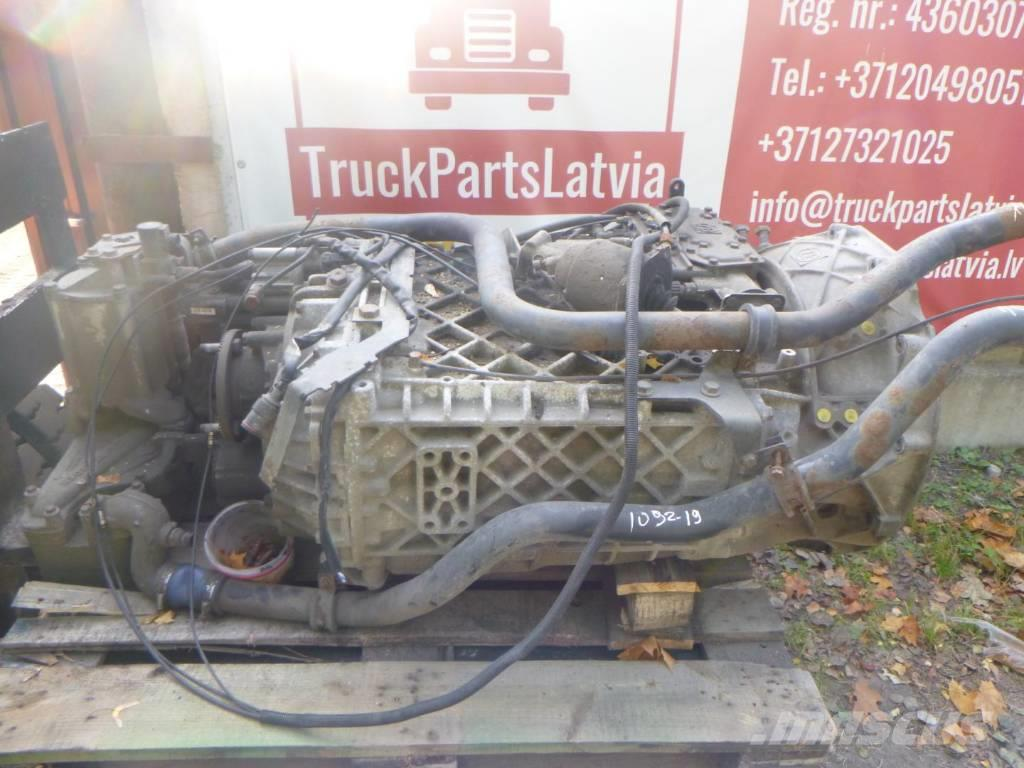 DAF 95 GEARBOX NEW ECOSPLIT 16S2521TO