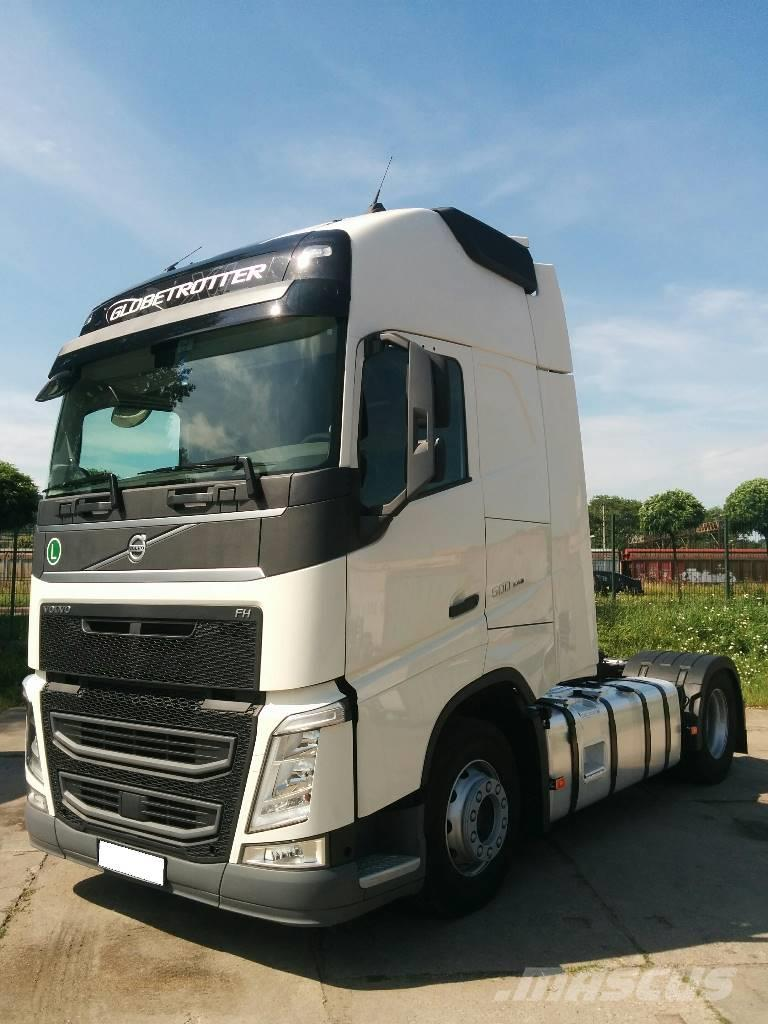 Used Volvo FH 500 EURO 6 GLOBETROTTER XL tractor Units Year: 2016 Price: $75,182 for sale ...