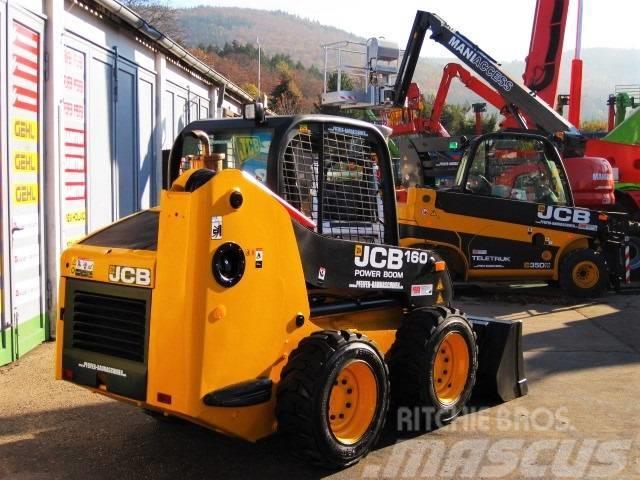 JCB Kompaktlader JCB 160 ROBOT PARTIKELFILTER