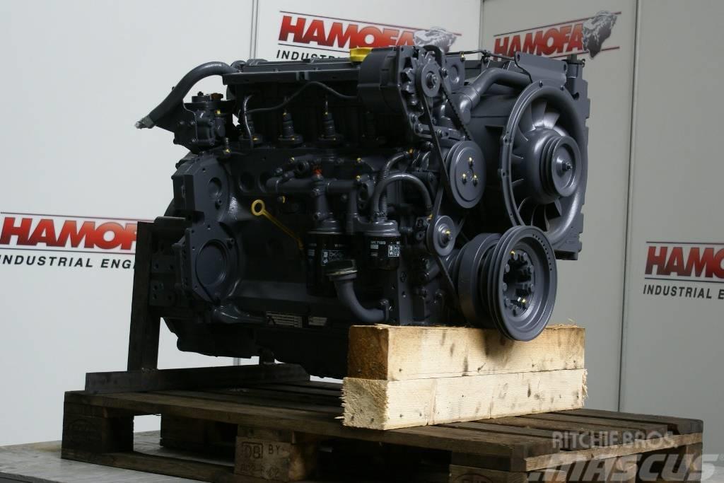 Deutz BF4M1012, 2010, Motorer