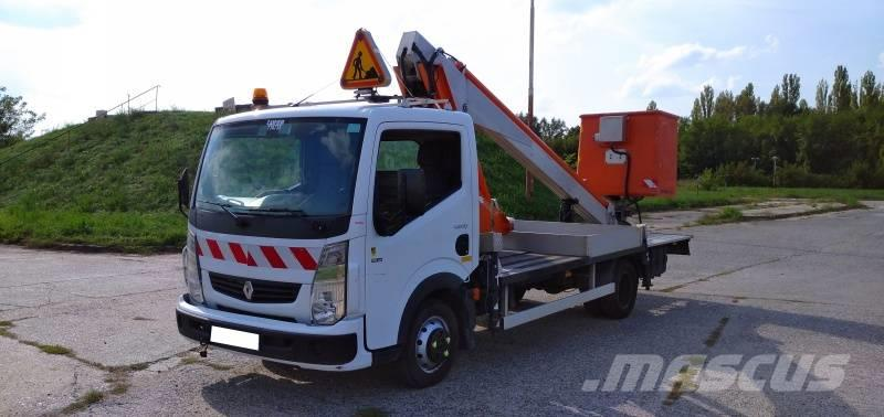 Renault Maxity Multitel 160 ALU DS - 16m