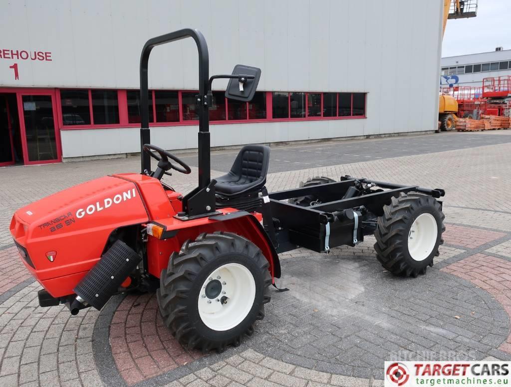 Goldoni Transcar 25SN Utility 4WD Tractor NEW UNUSED