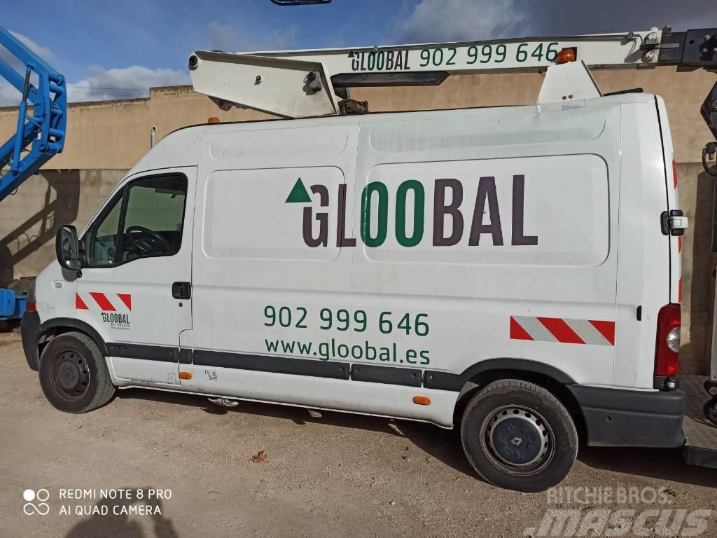 Renault Furgón cesta Renault Master L2 H2