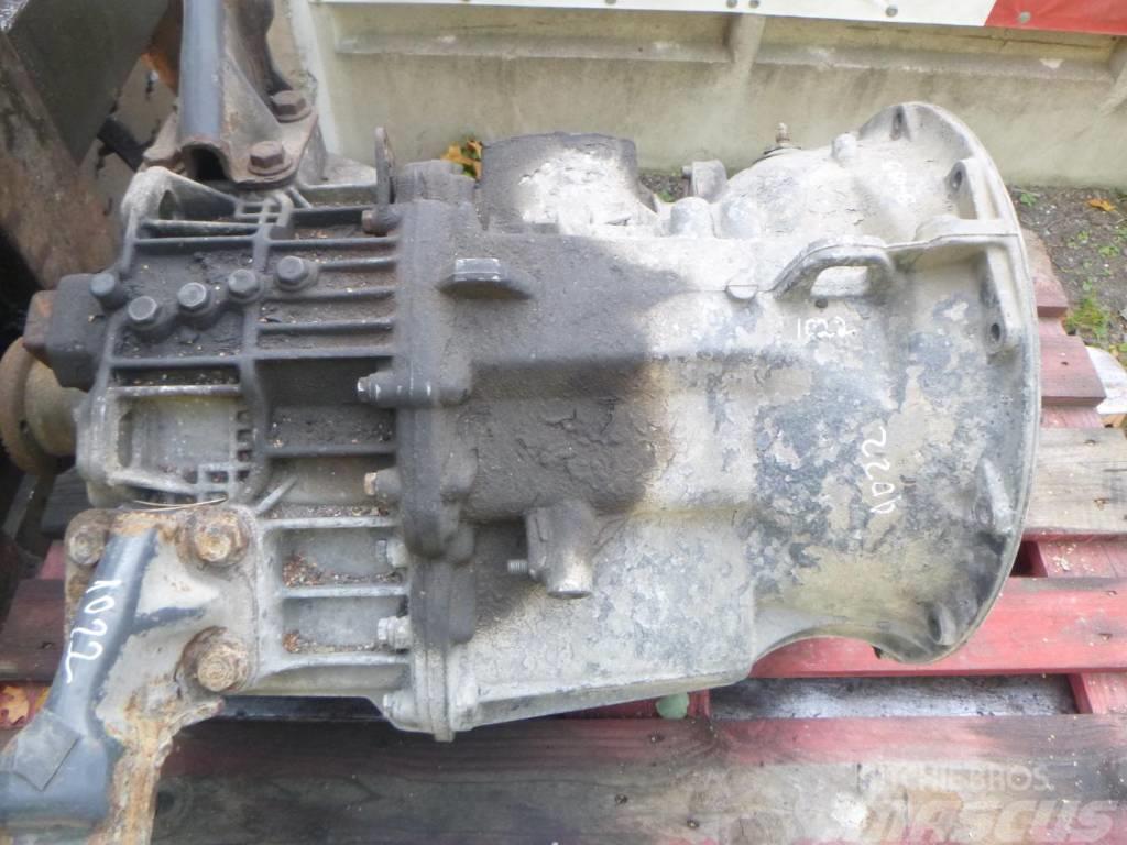 Mercedes-Benz Atego gearbox G 60-6  016275