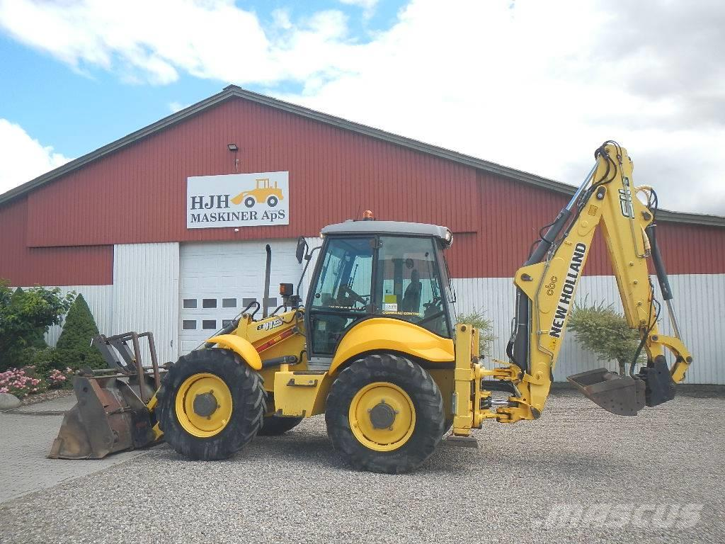 New Holland B115 - 4PS