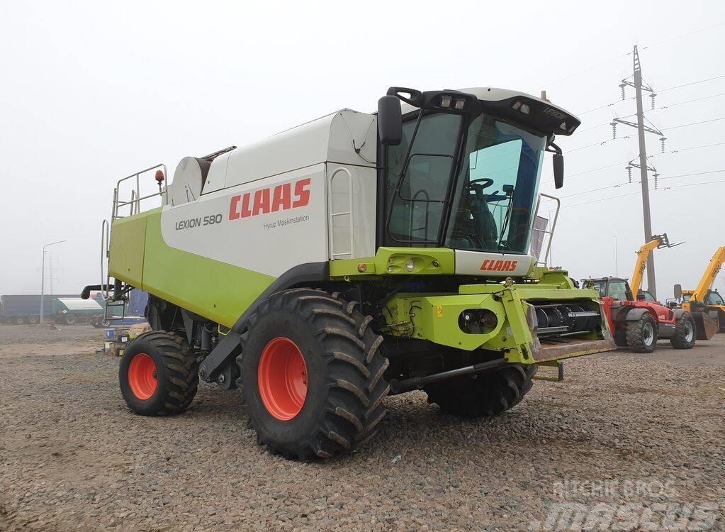CLAAS Lexion 580