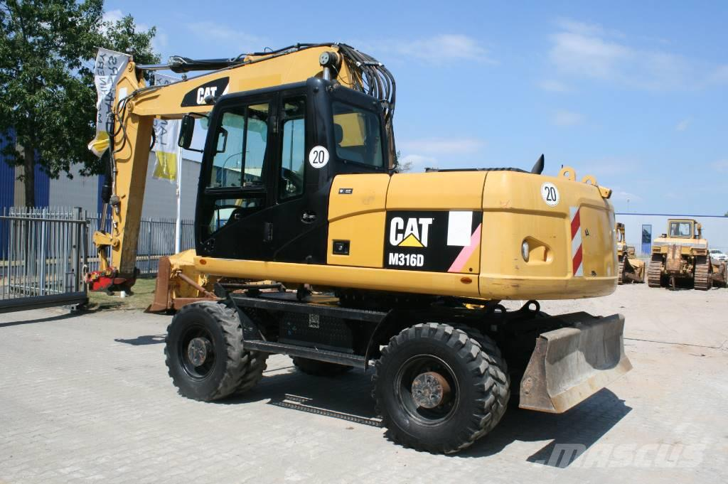 Caterpillar M 316 D 2010