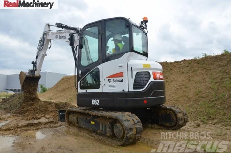 Bobcat E62