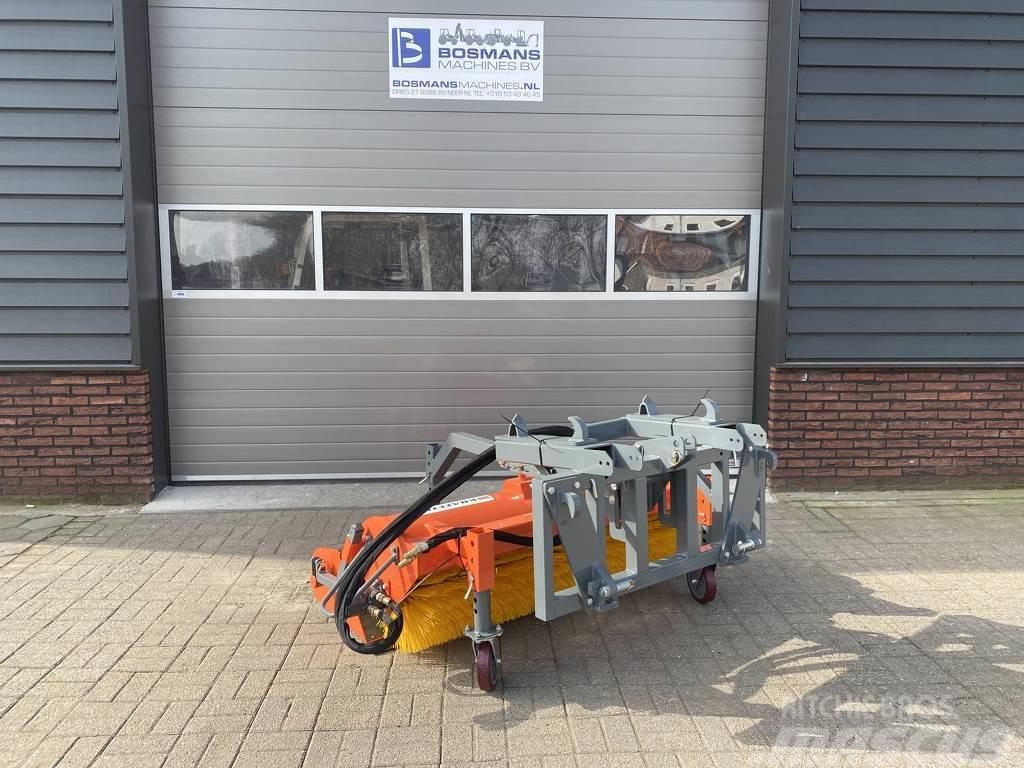 [Other] Kraffter SD157B 1.5 m veegmachine / rolbezem NIEUW