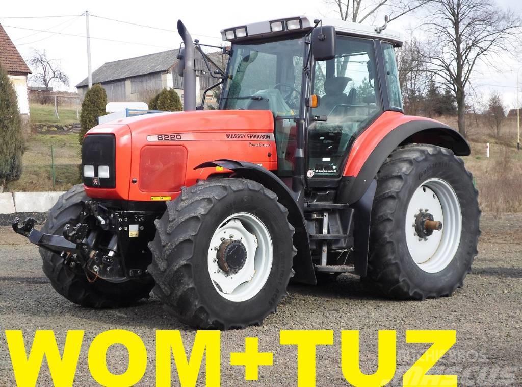 Massey Ferguson 8220 - WOM + TUZ