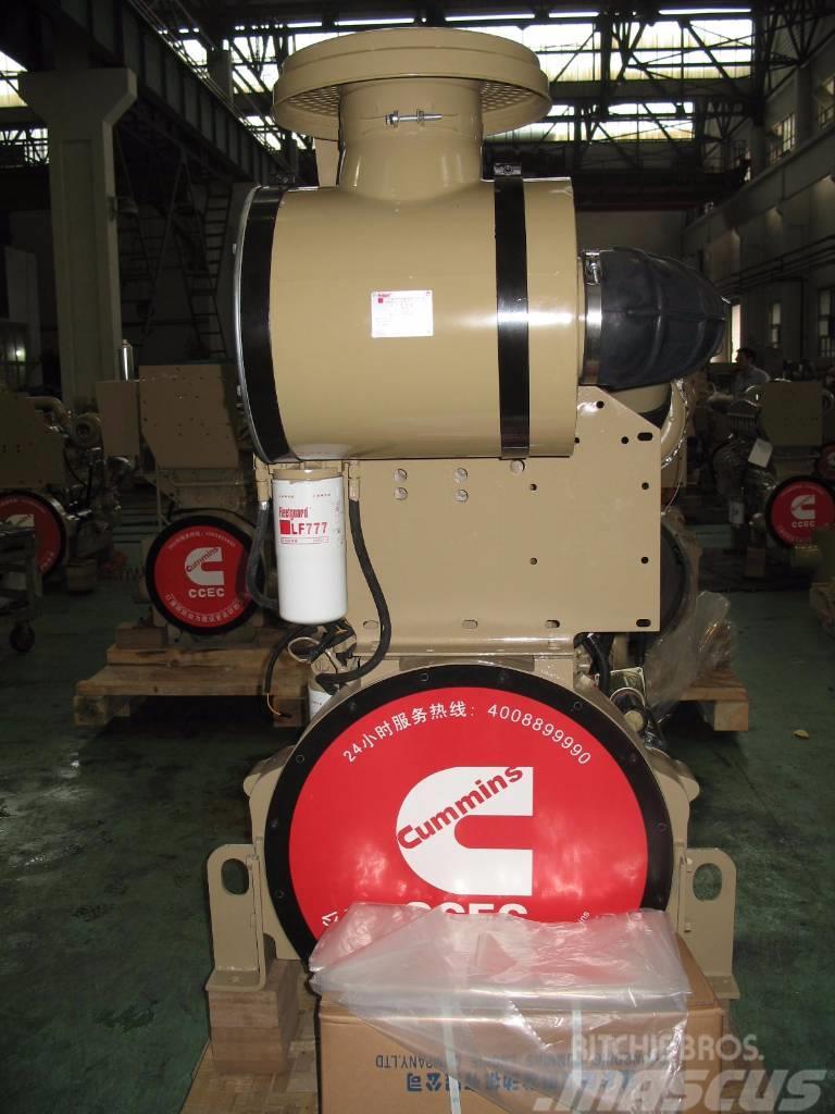 Cummins NTA855-M450 marine engine