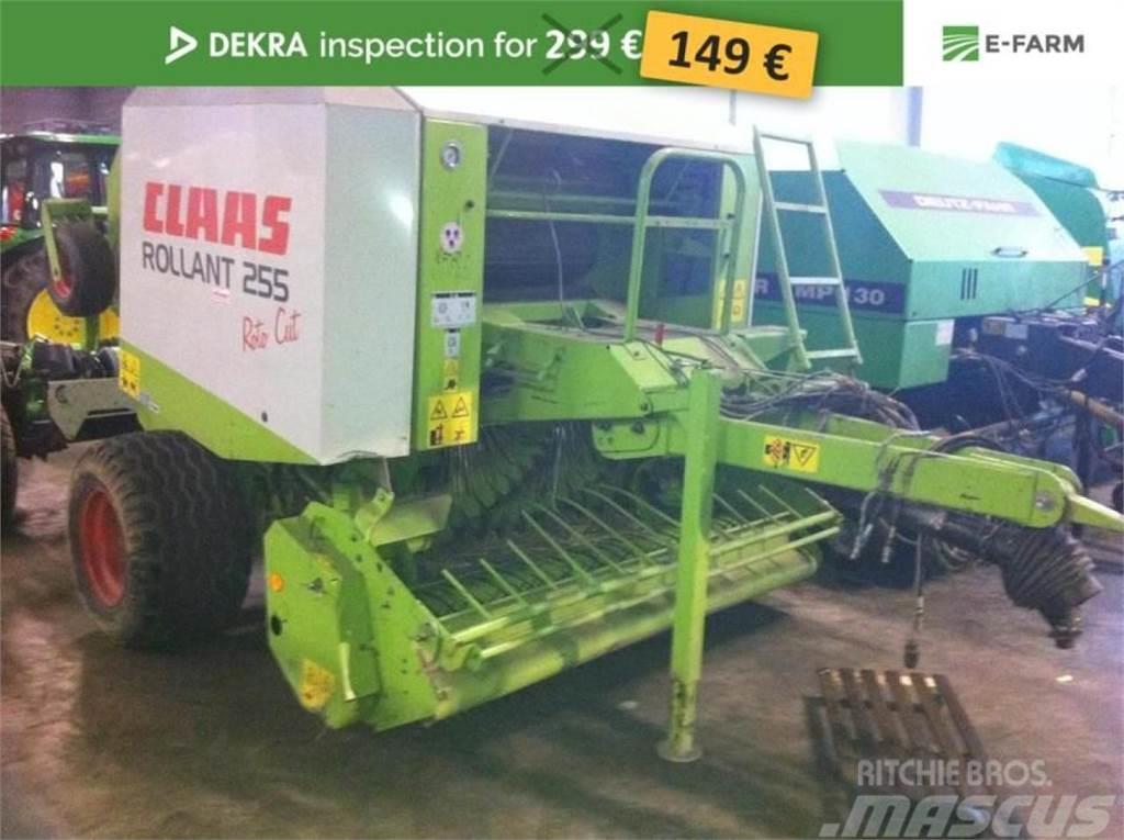CLAAS Roto Cut 255