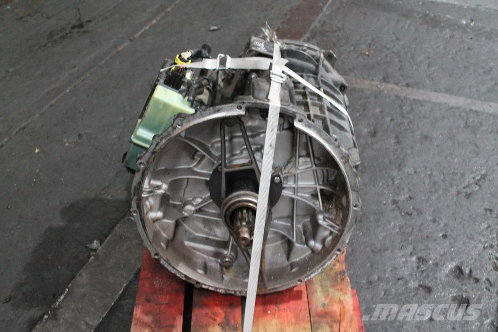 ZF 6 AS 1000 TO