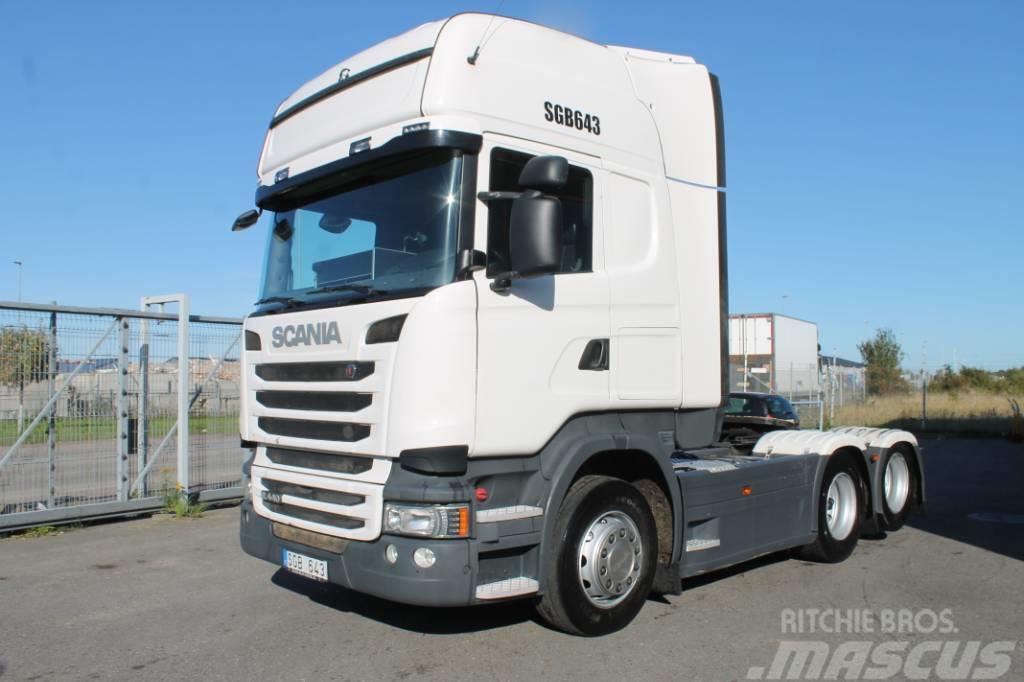 Scania SCANIA R440LA6X2  Euro 5