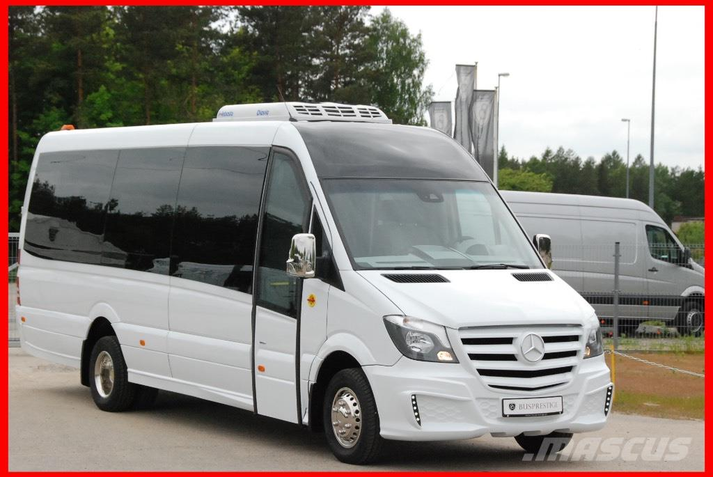 Mercedes-Benz Sprinter 519 XXL TOURIST BUS! NEW ON THE STOCK!!!