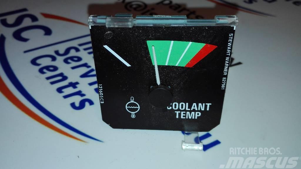 Bobcat 827981, 121605C3, 6661203, Coolant temperature