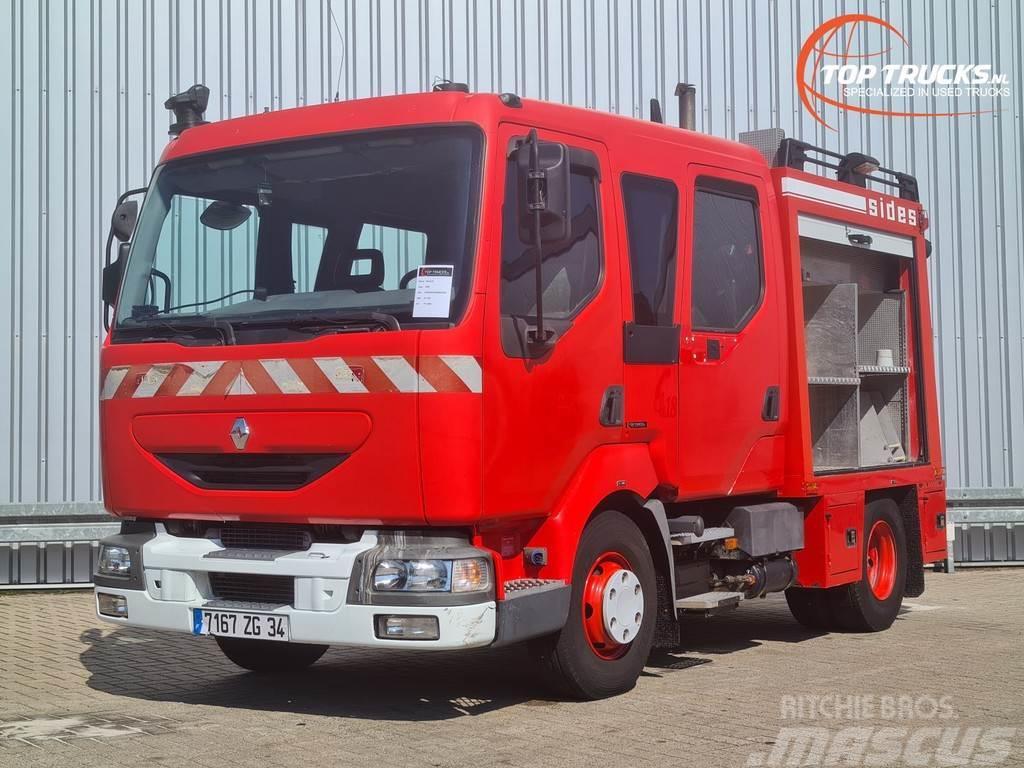 Renault Midlum 180.10 Doppelcabine - 1.500 ltr watertank -