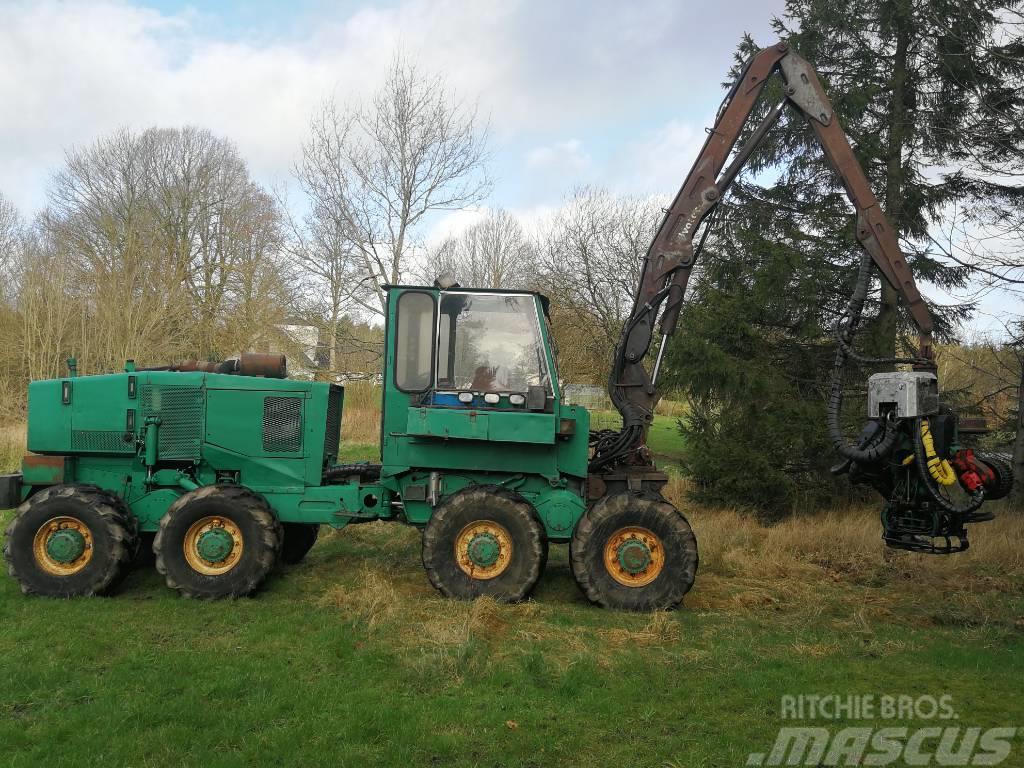 Bruun Skovningsmaskine