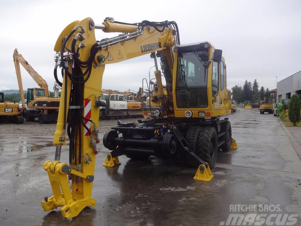 Liebherr A900c Zw Litronic  Poland  2011- Wheeled Excavators For Sale