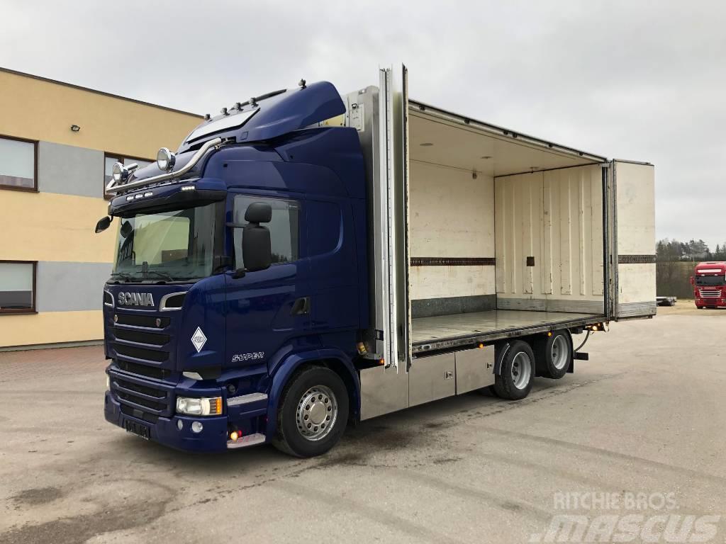 Scania R580 6X2+ EURO6+RETARDER