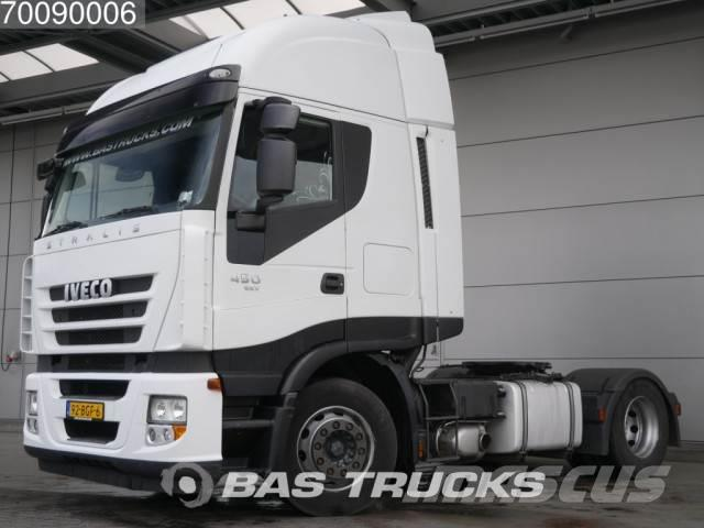 Iveco Stralis AS440S45 4X2 Intarder EEV NL-Truck