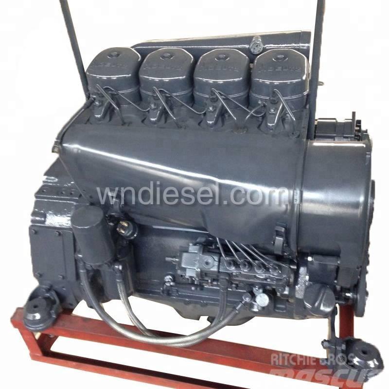 Deutz F4L912-Air-Cooled-Deutz-Diesel-Complete-Engine