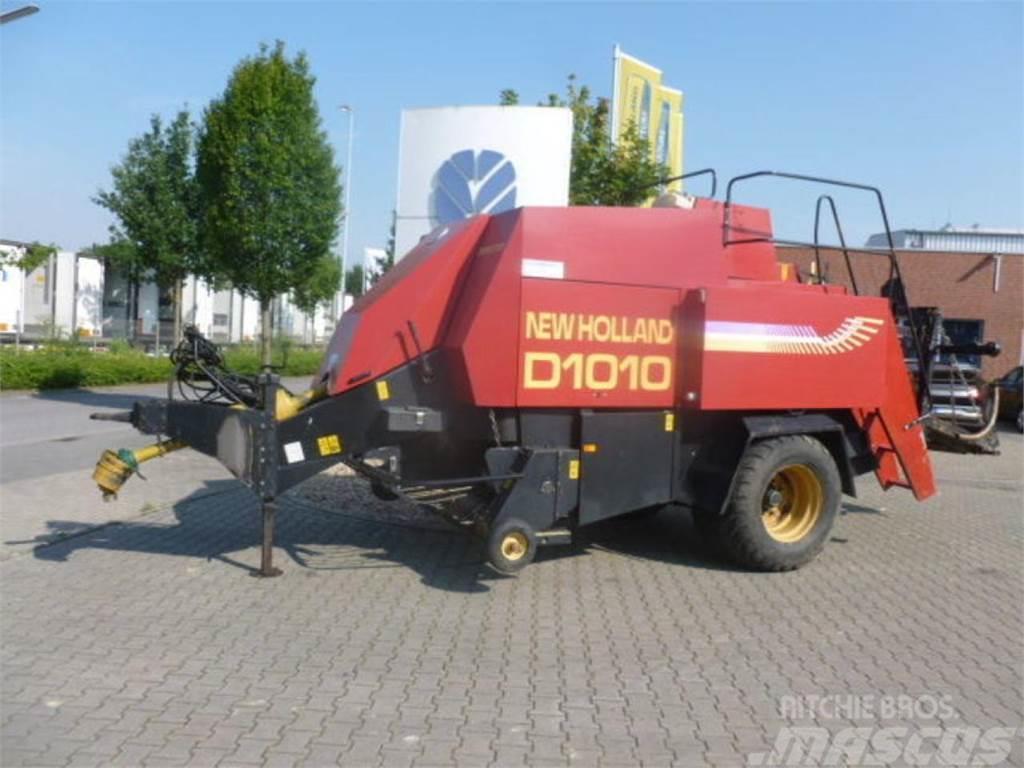 New Holland D1010 Einsatzbereit