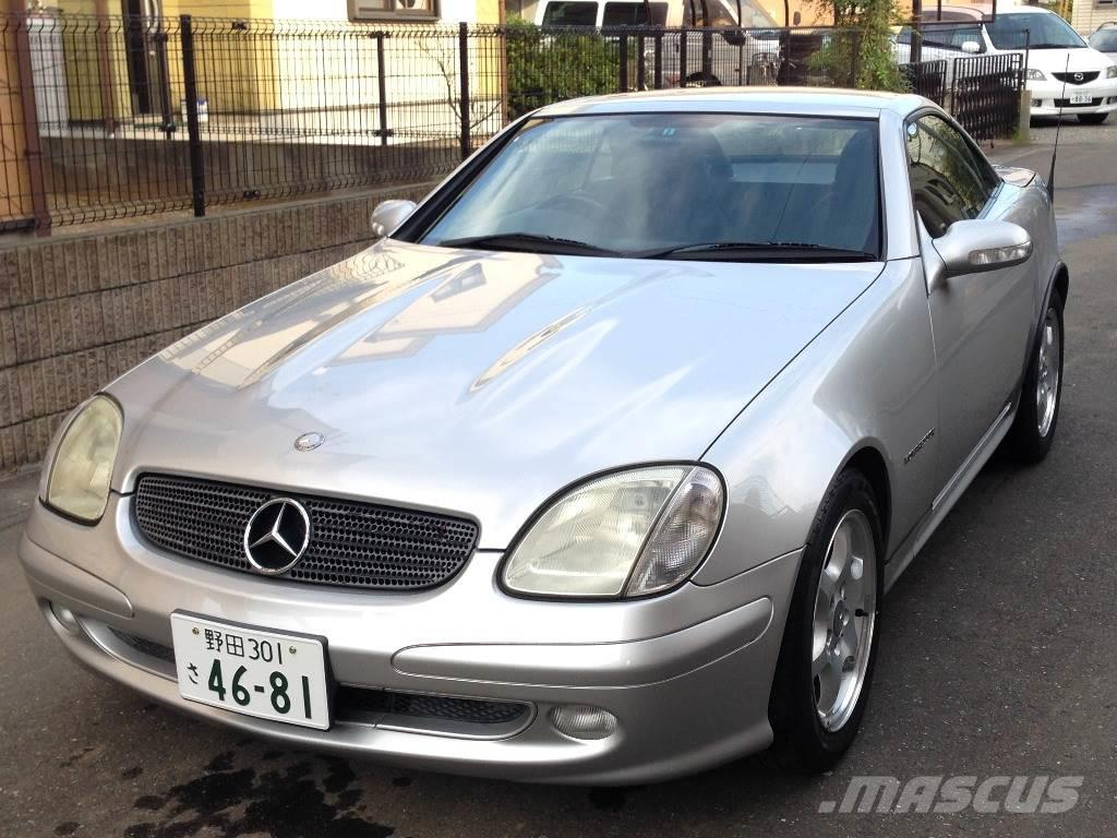 Used mercedes benz gh 170449 cars year 2002 price 4 200 for Mercedes benz ua