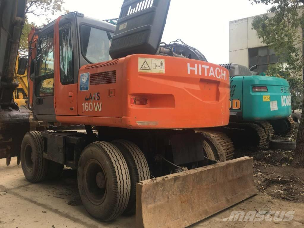 Hitachi ZX 160