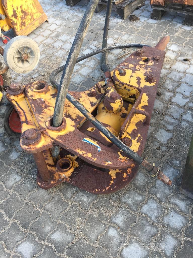 Montabert hydraulikhammer