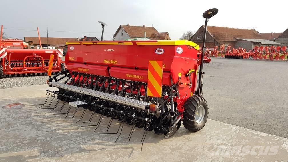 MaterMacc Grano 400/33 Einzelscheiben 7400€