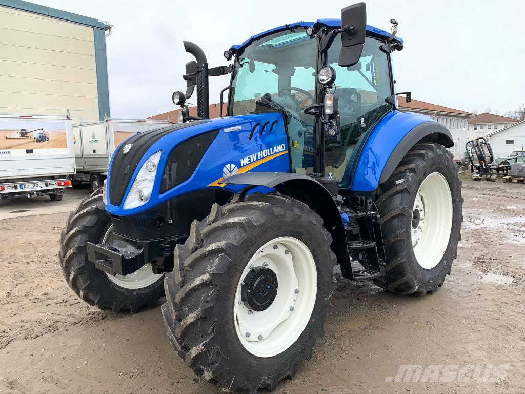 New Holland T5.120 ElectroCommand