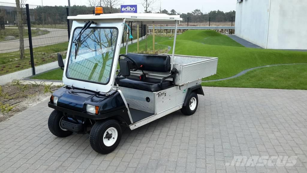 [Other] GOLFCAR CLUBCAR CARRYALL TURF 2