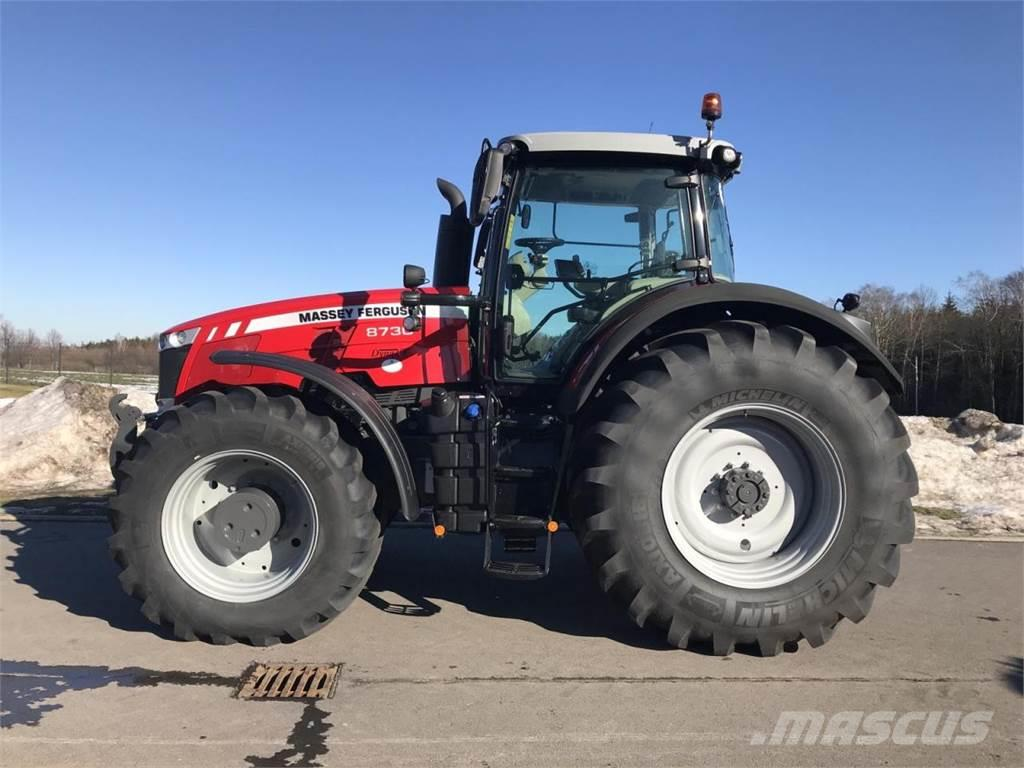 Massey Ferguson MF8730MR Dyna-VT Excl.