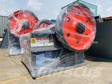 Kinglink PEX1251 Fine jaw crusher for secondary crushing