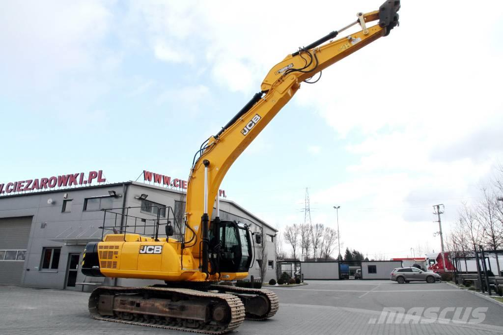 JCB 370 / 36t excavator