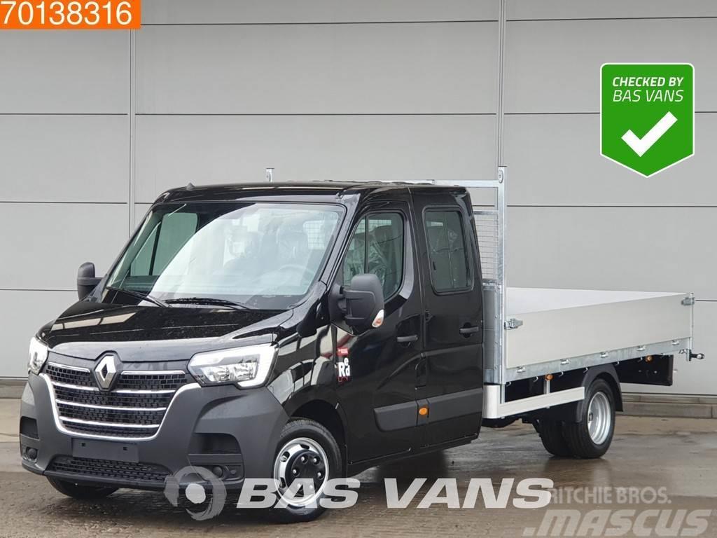 Renault Master 2.3DCI 165PK Open laadbak Dubbellucht 3500k
