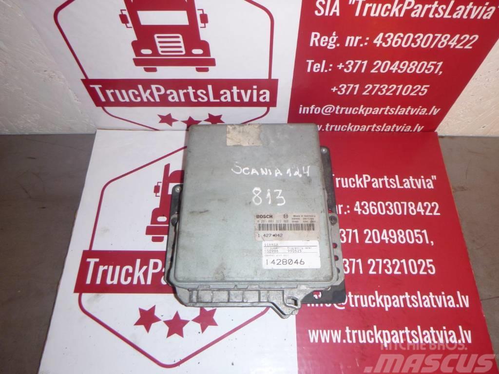 Scania 124 6X2 ENGINE CONTROL UNIT 1428046/0281001322