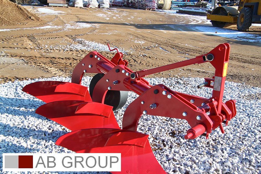 Wirax Anbaupflug 3/MOUNTED 3-BEAMS PLOUGH/ARADO,3CUERPOS