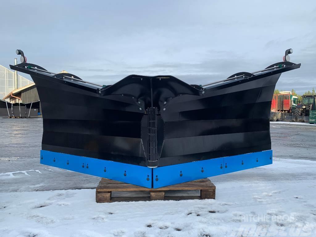 [Other] Vikplog nya 3,20 3,70 4,0m vikplogar omg leverans