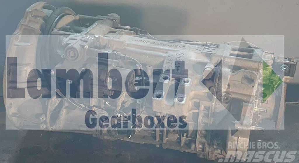 Mercedes-Benz G260-16 715540 Getriebe Gearbox Actros