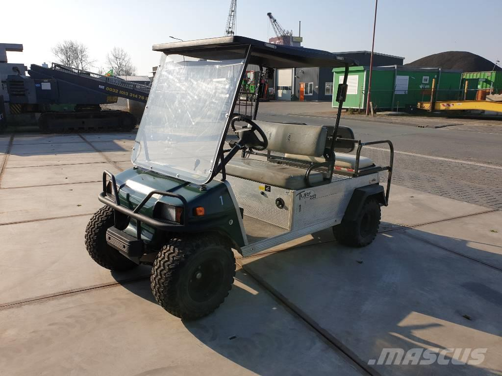 Club Car Carryall golfcar/golfkar
