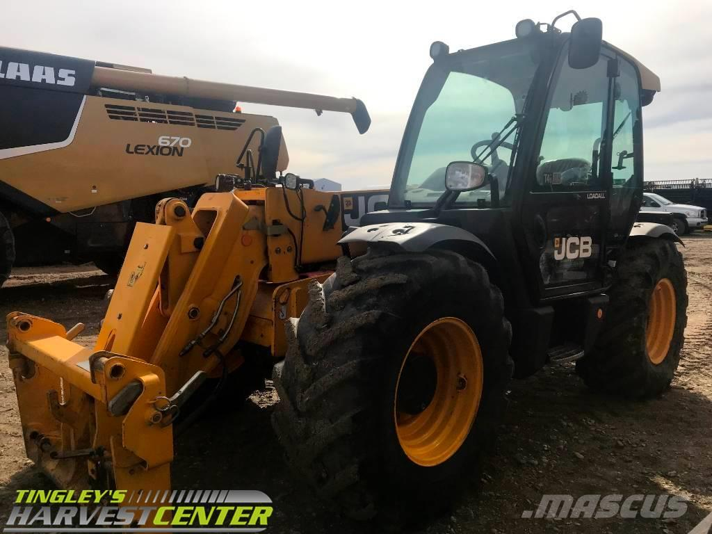 JCB Agri Plus 541-70