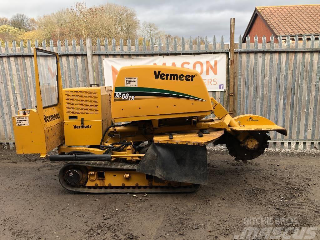 Vermeer SC60TRX