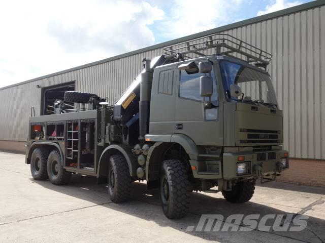 Iveco Eurotrakker 410E42 8x8 Recovery